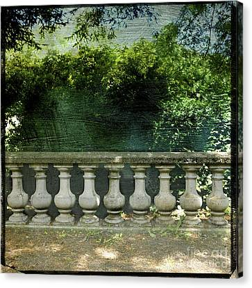 Balustrade Canvas Print by Bernard Jaubert