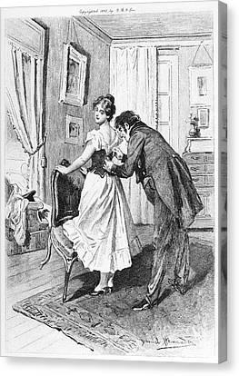 Balzac Canvas Print - Balzac: Cousin Bette by Granger