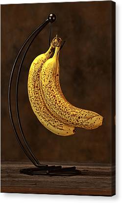 Banana Still Life Canvas Print by Tom Mc Nemar
