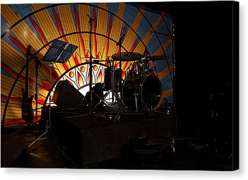 Band On The Run Canvas Print by Kantilal Patel