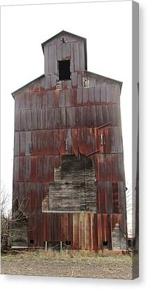 Barn 34 Canvas Print by Todd Sherlock