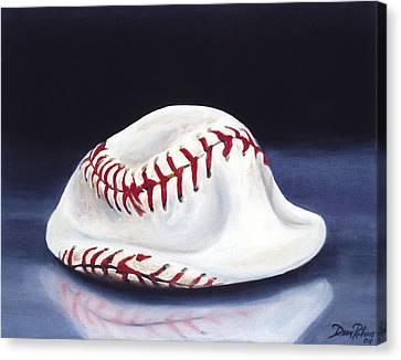 Baseball '04 Canvas Print by Redlime Art