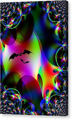 Bat Cave Canvas Print by Maria Urso