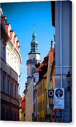 Bavarian Corridor  Canvas Print by Anthony Citro