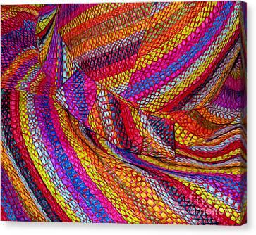Beach Hat Canvas Print by Judi Bagwell