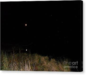 Beacon From Beyond Canvas Print by Doug Kean