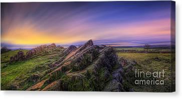 Beacon Hill Sunrise 7.0 Canvas Print