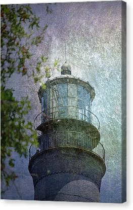 Beacon Of Hope Canvas Print by Judy Hall-Folde