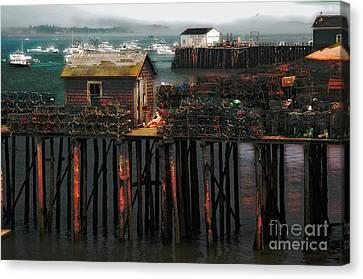 Beals Island Canvas Print