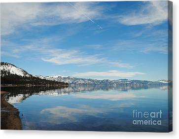 Beautiful Lake Tahoe Canvas Print
