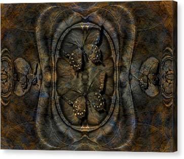 Beauty Incased Canvas Print