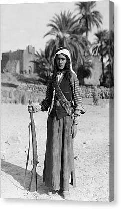 Bedouin Youth, C1926 Canvas Print by Granger