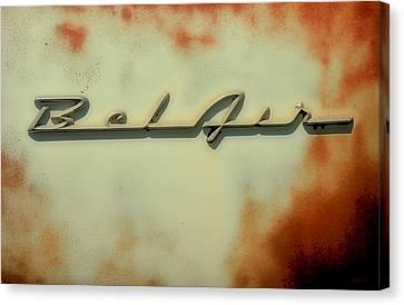 Bel Air Insignia II Canvas Print by Tony Grider