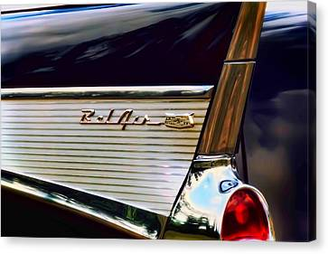 Bel Air Canvas Print by Scott Norris
