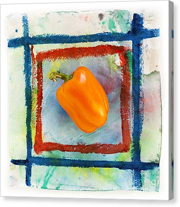 Bell Pepper  Canvas Print by Igor Kislev