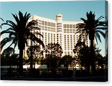 Bellagio Canvas Print