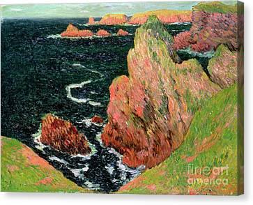 Belle Ile Canvas Print
