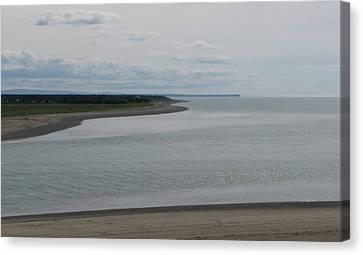 Beluga Bay Canvas Print