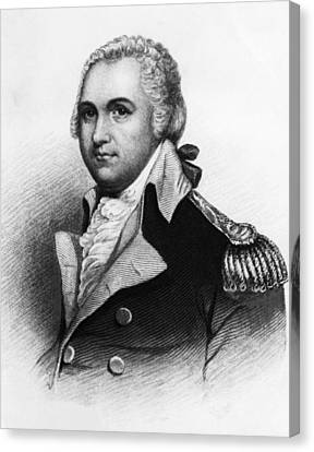 Benedict Arnold 1741-1801, American Canvas Print by Everett