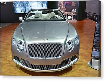 Bentley Starting Price Just Below 200 000 Canvas Print
