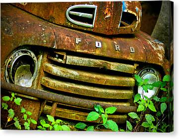 Canvas Print featuring the photograph Beyond Antique by Michelle Joseph-Long