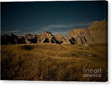 Big Dipper Canvas Print by Chris Brewington Photography LLC