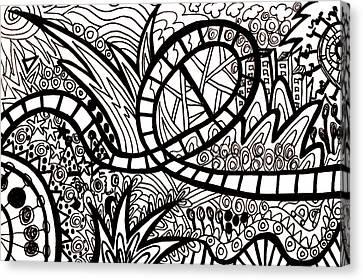 Big Dipper Canvas Print