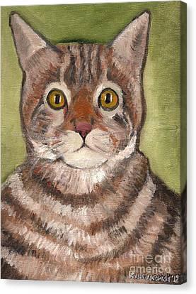 Bill The Cat  Canvas Print