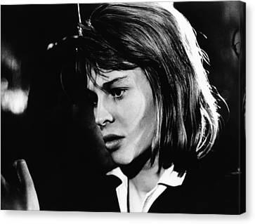 1963 Movies Canvas Print - Billy Liar, Julie Christie, 1963 by Everett