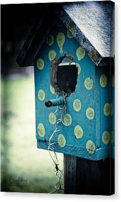 Birdhouse Memories Canvas Print