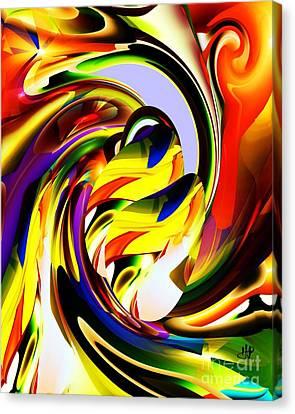 Birds Canvas Print by Hai Pham