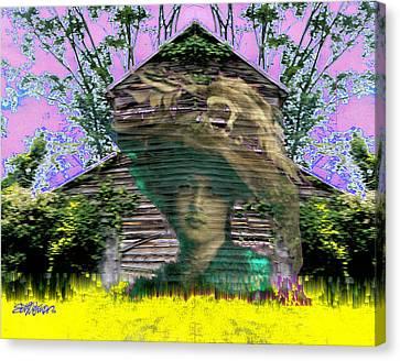 Bitter Acres Tender Memories Canvas Print by Seth Weaver