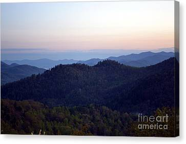 Black Rock Mountain-36 Canvas Print