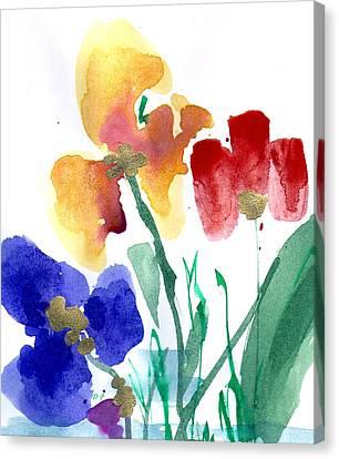 Blossom Life Canvas Print