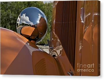 Canvas Print featuring the photograph Blue Skies by Sherry Davis