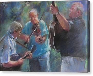 Bluegrass Blast Canvas Print