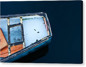 Blues Canvas Print by Ron St Jean