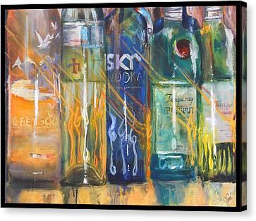 Blur Canvas Print by Jami Childers