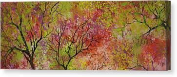 Blush 2 Canvas Print