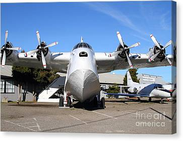Boac British Overseas Airways Corporation Speedbird Flying Boat . 7d11246 Canvas Print by Wingsdomain Art and Photography