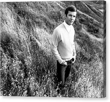 Bobby Vee, Ca. 1968 Canvas Print by Everett