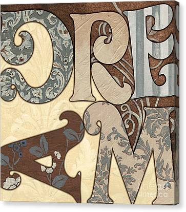 Bohemian Dream Canvas Print by Debbie DeWitt