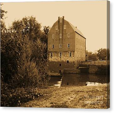 Bollinger Mill Canvas Print