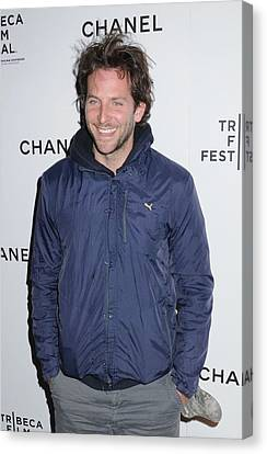 Bradley Cooper At Arrivals For Tribeca Canvas Print by Everett