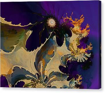 Bramble Bush Canvas Print