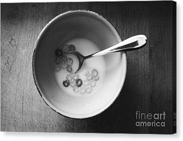 Breakfast Canvas Print by Linda Woods