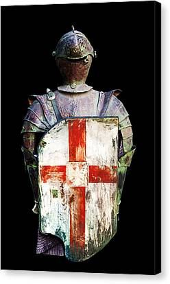 Breastplate Canvas Print