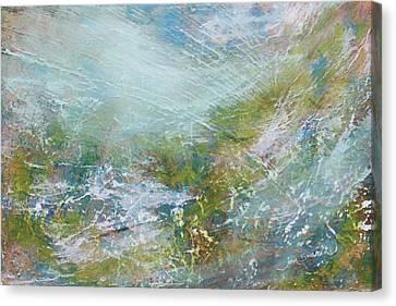 Breathe  Canvas Print by Jan Swaren