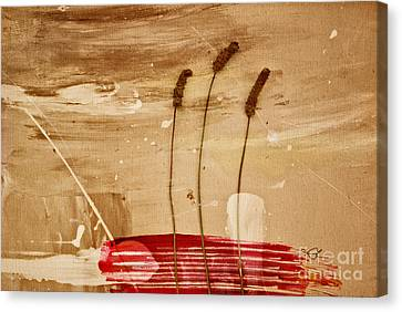 Nature Abstracts Canvas Print - Bric A Brac 03 by Aimelle