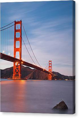 Built Canvas Print - Bridge Over Milky Bay by Sean Duan